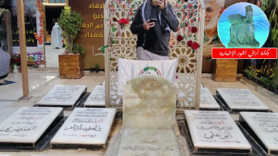 Photo of الحشد الشعبي يعلن العثور على ١٠ صواعق لقنابر هاون قرب قبر المهندس