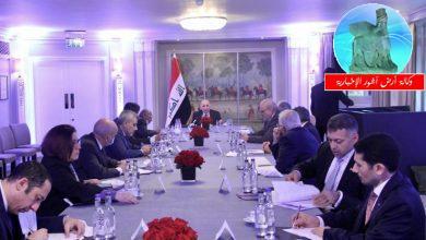 Photo of وزير الخارجية فؤاد حسين يلتقي السفراء العرب المعتمدين لدى المملكة المتحدة
