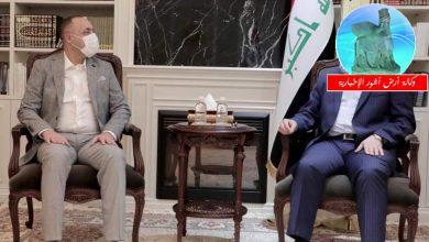 Photo of السيد الأعرجي يشدد ضرورة دعم شبكة الإعلام العراقي كونها النافذة الإعلامية الوطنية للدولة والشعب