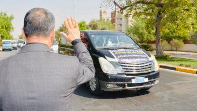 Photo of محافظ بغداد يعلن مشاركة (٢١٧) الية تابعة للمحافظة في الزيارة الاربعينية