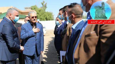 Photo of بالصور.. رئيس جهاز الامن الوطني يصل محافظة الانبار