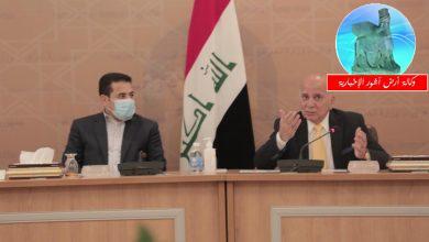Photo of مستشار الأمن القومي ووزير الخارجية يبحثان موضوع حماية السفارات والبعثات