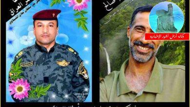 Photo of الصحفي عباس الخفاجي : في ذكرى استشهاد إخوتي أبطال العراق