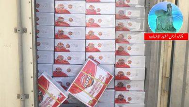 Photo of المنافذ الحدودية تتمكن من إحباط محاولة تهريب أدوية ومواد غذائية منتهية الصلاحية في منفذ ميناء أم قصر الشمالي