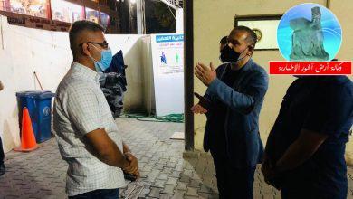 Photo of امين بغداد الجديد يتسنم منصبه ويطلع على واقع محطات المجاري واستعداداتها لموسم الامطار