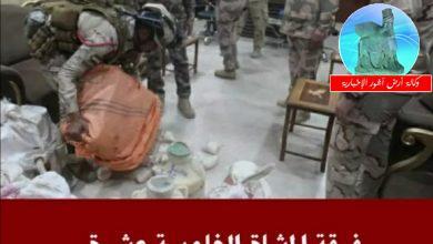 Photo of فرقة المشاة الخامسة عشرة تحبط عملية لتهريب المواد المخدرة