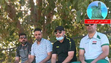 Photo of مدرب منتخب الشباب وملاكه المساعد يُتابع لاعبيه مع أندية الممتاز