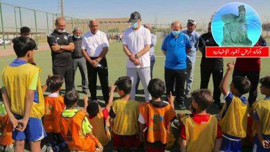 Photo of درجال: عمو بابا علامة فارقة في الكرة العراقية ونسعى إلى تخصيص ملعب للمدرسة التي تحمل إسمه