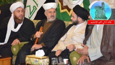 Photo of وفد من اهالي خانقين يزور كربلاء ويلتقي بمبلغين بالعتبة الحسينية المقدسة