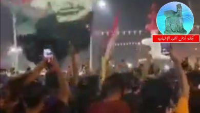 Photo of بالفيديو.. ساحة إعتصام البصرة تفيض بالمتظاهرين وسط أهازيج ثورية وطنية