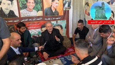 Photo of رئيس جهاز الامن الوطني يزور ساحة الاعتصام في النجف