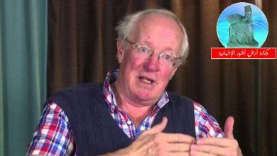Photo of وفاة الكاتب البريطاني المؤيد للقضية الفلسطينية روبرت فيسك
