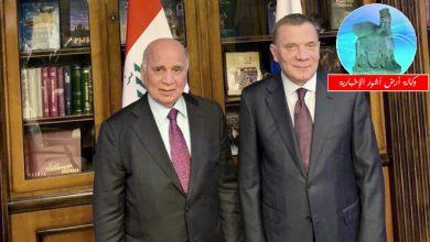 Photo of وزير الخارجيّة ونائب رئيس الوزراء الروسيّ يتفقان على تنمية، وتعزيز أواصر التعاون المُشترَك