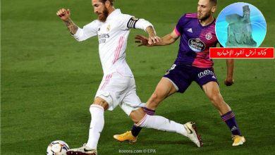 Photo of ريال مدريد وراموس يتوصلان لاتفاق مبدئي