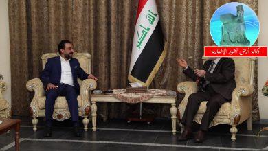 Photo of رئيس مجلس النواب يلتقي الدكتور محمود المشهداني
