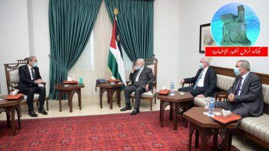 Photo of الرئيس عباس يستقبل الصفدي مبعوثا من العاهل الأردني لتقديم العزاء بوفاة المناضل عريقات