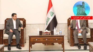 Photo of مستشار الأمن القومي السيد قاسم الأعرجي يلتقي زعيم إئتلاف دولة القانون السيد نوري المالكي