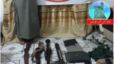 Photo of القبض على متهم بالقتل العمد وتضبط بحوزته اسلحة في ديالى