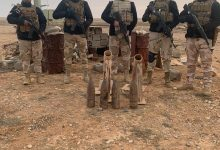 Photo of الاستخبارات العسكرية تصل إلى كدس للعتاد والمتفجرات في الأنبار
