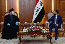 Photo of السيد عمار الحكيم يبحث مع الحلبوسي الانتخابات المبكرة وقانون المحكمة الاتحادية