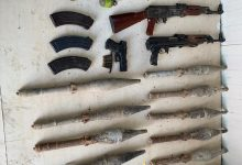 Photo of الاستخبارات العسكرية تضبط اسلحة واعتدة شمالي بغداد