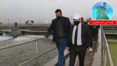 Photo of محافظ بغداد يتابع ميدانياََ تنفيذ خطة الطوارئ للسيطرة على مياه الامطار بمناطق أطراف العاصمة