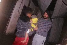 "Photo of الامطار تتسبب بانهيار سقف منزل على عائلة في الديوانية ""صور"""
