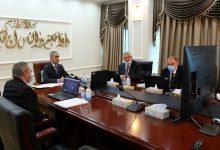 Photo of مجلس القضاء الاعلى يعقد جلسته الدورية عبر الفيديو كونفرنس