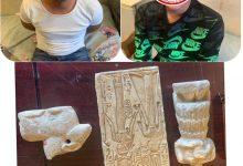 Photo of وكالة الاستخبارات تلقي القبض على متهمين يتاجران بالقطع الأثرية في بغداد