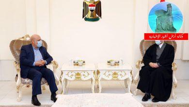 Photo of السيد عمار الحكيم يبحث مع السفير الايراني تطورات المشهد السياسي اقليميا ودوليا