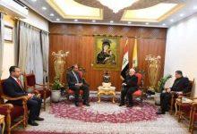 Photo of وزير الثقافة يبحث مع البطريرك  ساكو عدداً من الملفات الثقافية المشتركة