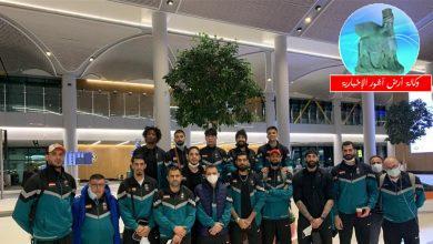 "Photo of هرباً من ""الحجز"".. وطني السلة في مطار المنامة قبل 9 ساعات من موعد الطائرة"