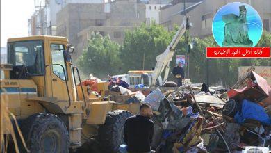 Photo of شرطة النجف تعلن فتح ساحة الاعتصام ورفع جميع الخيم بعد عام من إغلاقها
