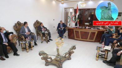 Photo of بنيان يستقبلُ وفد المجلس الرياضي للاتحاد الوطني الكردستاني