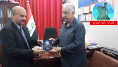 Photo of رئيس الاتحاد العربي للاعلام الالكتروني يستقبل شخصية سياسية عراقية بارزة اليوم في بغداد