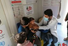 Photo of منظمة داري تقدم خدماتها الصحية المجانية لـ(97708) مواطنا خلال تشرين الثاني 2020