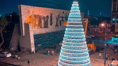 Photo of امين بغداد: شجرة الميلاد تضيء بغداد … وانطلاق مشوار صناعة الجمال في المشهد الحضري للمدينة
