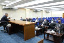 Photo of رئيس مجلس القضاء الأعلى يلتقي رئيس المركز العراقي للتنمية الاعلامية
