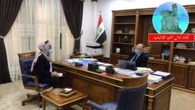 Photo of وزير المالية يلتقي ممثل حملة الشهادات العليا ويؤكد على دعم مطالبهم