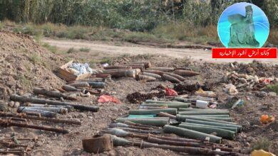 Photo of الاستخبارات العسكرية تستولي على مخبأ للأعتدة والاسلحة جنوب شرقي بغداد