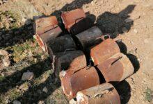 Photo of الاستخبارات العسكرية تستولي على كدس للعتاد والصواريخ في الرمادي