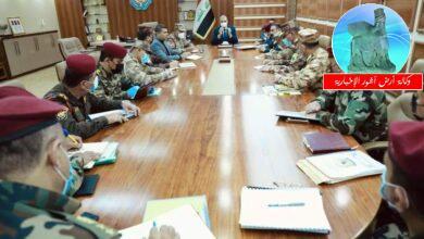 Photo of وزير الداخلية : شرطة الحدود تمثل امن واقتصاد البلد