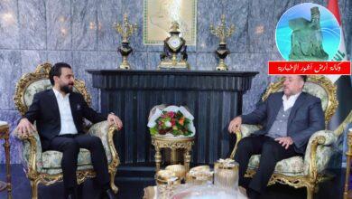 Photo of رئيس مجلس النواب يلتقي الأمين العام للمشروع العربي
