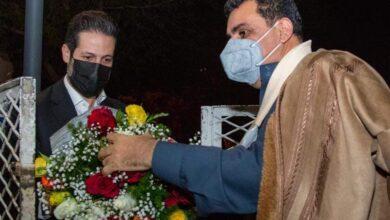 Photo of طالباني يطمئن على صحة الصحفي عماد العصاد