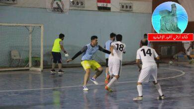 Photo of انطلاق منافسات بطولة خماسي كرة القدم لدوائر واقسام الوزارة
