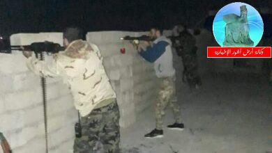 Photo of اللواء 110 للحشد يصد تعرضا لداعش في اطراف خانقين في ديالى