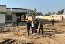 Photo of الوزير درجال يرافقه رئيس جهاز مكافحة الارهاب يتفقدان سير الاعمال في المدينة الشبابية