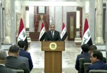 Photo of المتحدث باسم مجلس الوزراء: الكاظمي أكد تبني الحكومة موقف التهدئة إزاء الصراعات بالمنطقة