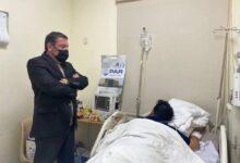 Photo of سمو يوجه بنقل البطل البارالمبي كوفان حسن الى مشفى خاص