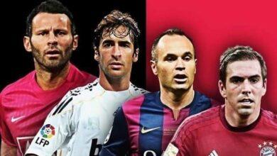 Photo of تعرف على اللاعبين الذين لم ينالوا بطاقة حمراء طيلة مشوارهم الكروي